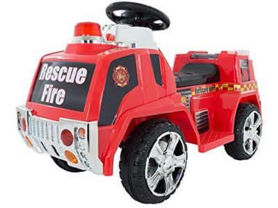 Best Toy Fire Truck
