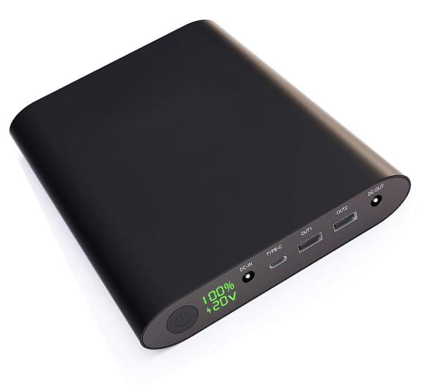 Laptop power bank 50000mah