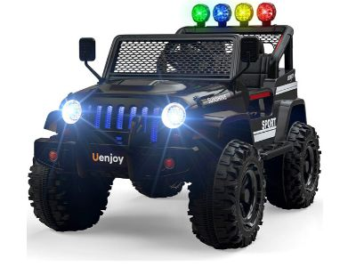 12V Ride On Jeep with Remote Control
