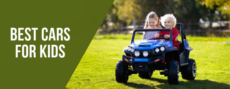best cars for kids