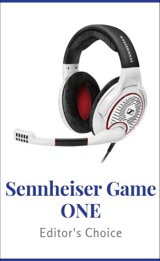 Sennheiser Game ONE review