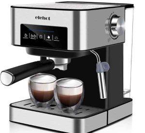 Super-automatic / touch espresso machine