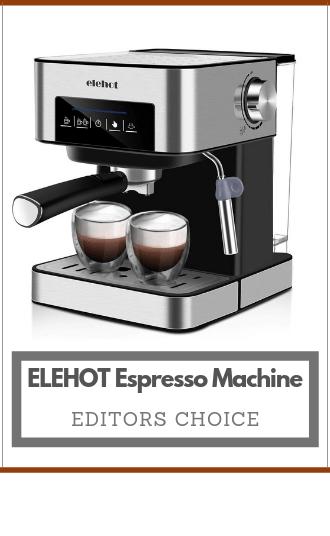 best espresso machine under 200 editors choice
