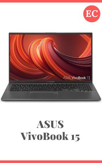 ASUS VIVOBOOK 15 - best gaming laptop under 500