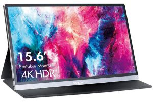 Dragon Touch S1 Pro 4K Portable Monitor
