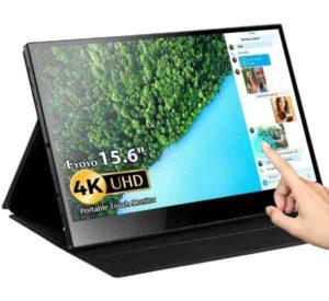 Eyoyo 15.6 - Portable touchscreen monitor