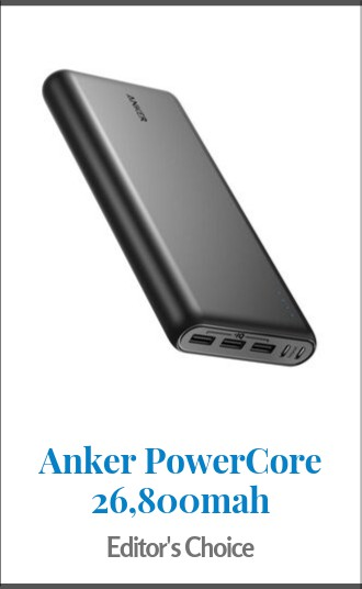 best power bank for tablet