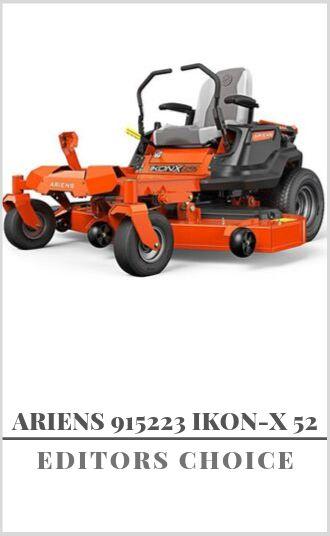 best commercial mower under 3000