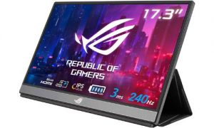 High refresh rate monitor for gaming