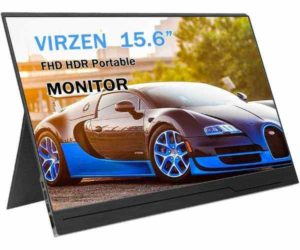 Virzen Portable Monitor