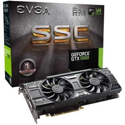 EVGA GeForce GTX 1060 GAMING,