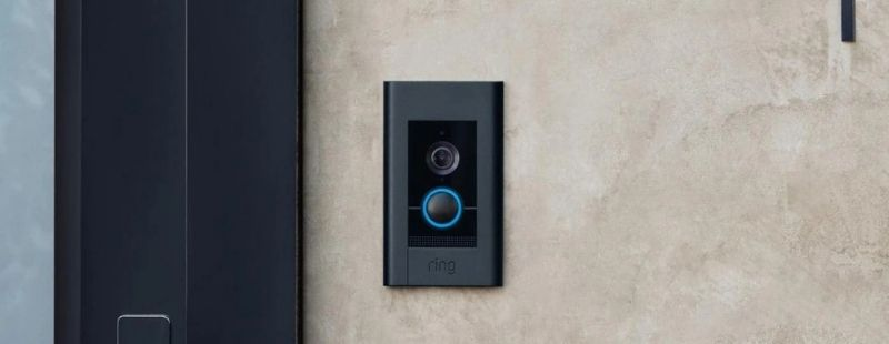 Smartest Way To Avoid The Risk Of Covid 19 via Touchless Video Doorbell | CES 2021