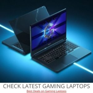 deals on gaming laptop 2021