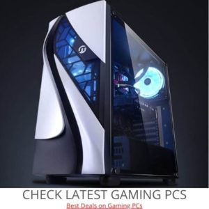 deals on gaming pc 2021