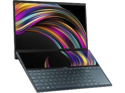 ASUS ZenBook Duo UX481-DB71T