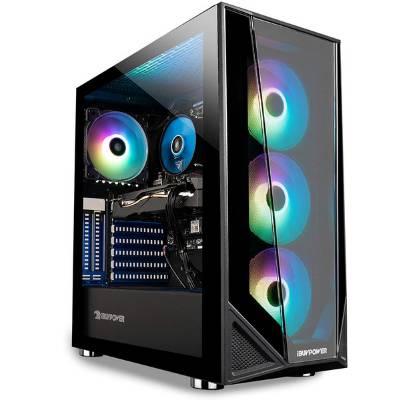iBUYPOWER Pro Gaming PC Computer Desktop Trace 4 MR 176A