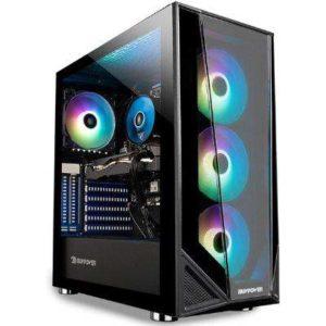 iBUYPOWER Pro Gaming PC Computer Desktop Trace 4 MR 165i